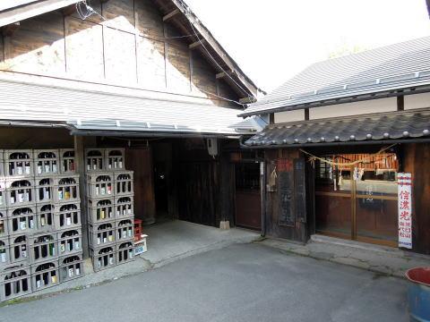 西飯田酒造店