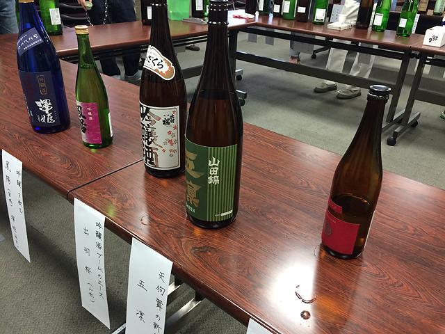酒縁 川島さん主催の日本酒フェスティバル2014
