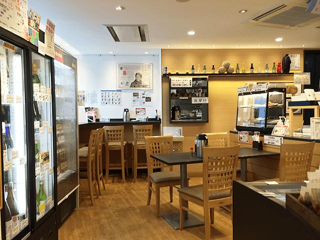美食の数々が手に入る名店として人気!食の國福井館。