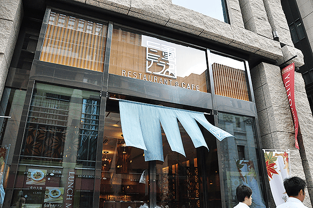 日本酒コーナーは必見!三重テラス MIE TERRACE。