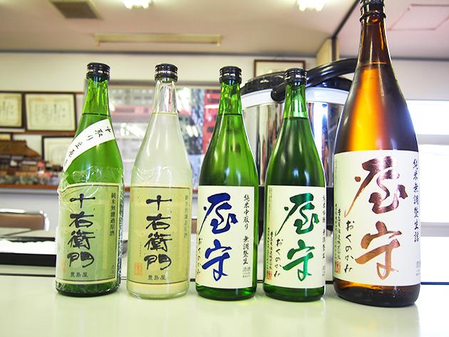 豊島屋酒造(東京都)見学会