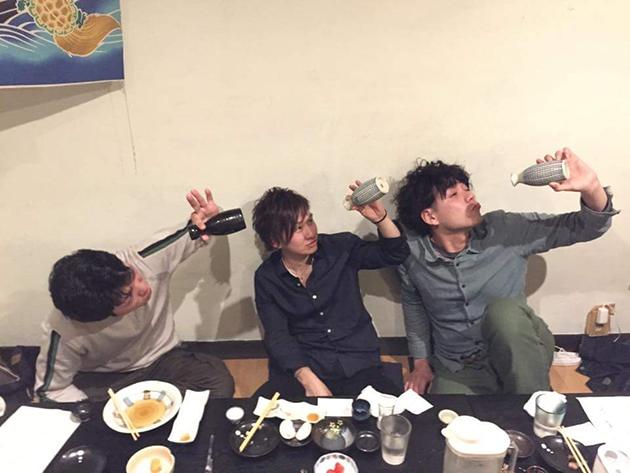 加藤さんの先輩たち。東京農大醸造学科がモデルの「もやしもん」に出てくる個性豊かな先輩やクラスメイトは、なかなかリアル?