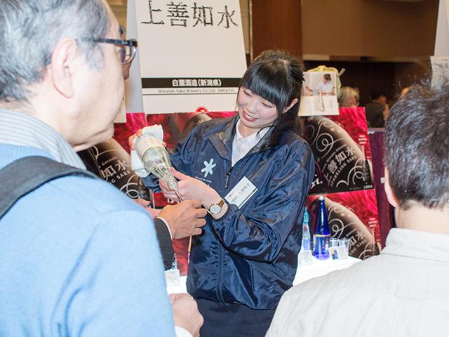 日本酒唎酒師を認定する協会が500名限定の試飲会「STYLE J. SAKE」を開催 スタッフとして働いて感じた魅力とは