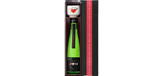 恋人同士が愛を誓い合う日「聖バレンタインデー」 お酒好きな男性には日本酒を送ろう