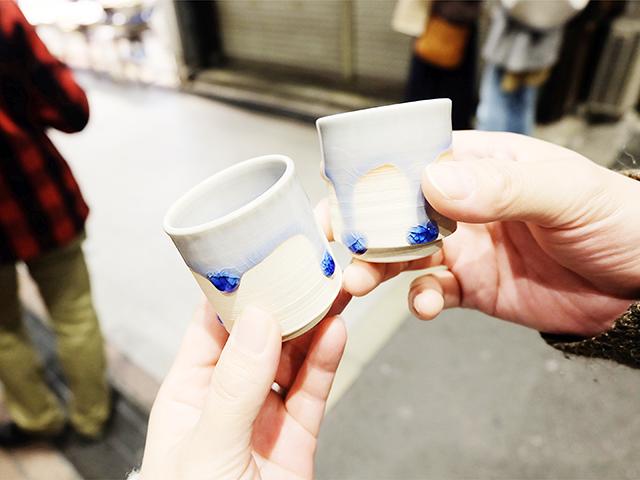 「錦のうまいもんと京の日本酒祭り 2018」に参加してきました!