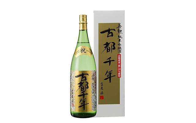古都千年 純米吟醸 1.8L