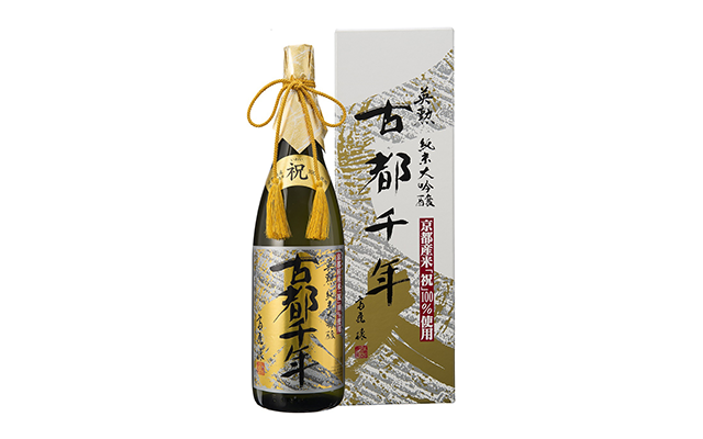 古都千年 純米大吟醸 1.8L