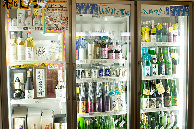 ウイメンズ日本酒会代表が日本酒好きになったきっかけの場所 東京の名酒センター【日本酒女子 vol.2】