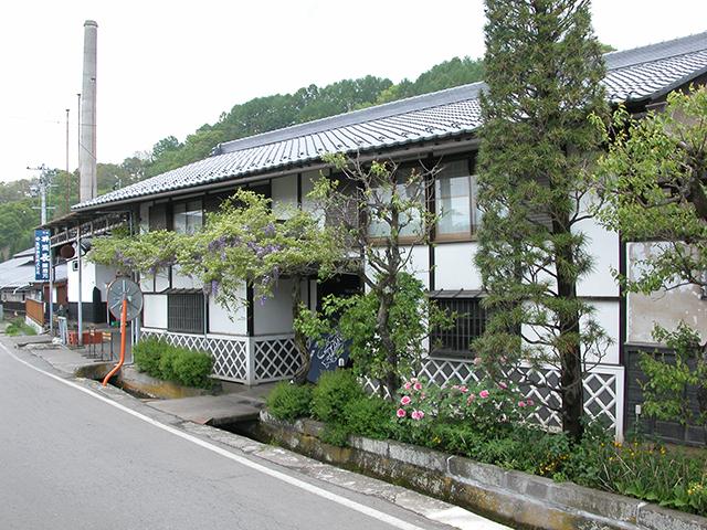黒澤酒造外観(画像提供:黒澤酒造)