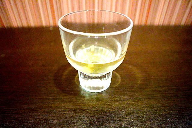出汁でつくる冷し出汁割酒
