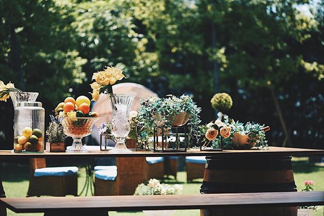 結婚式で飲んだ日本酒と料理のマリアージュレポート