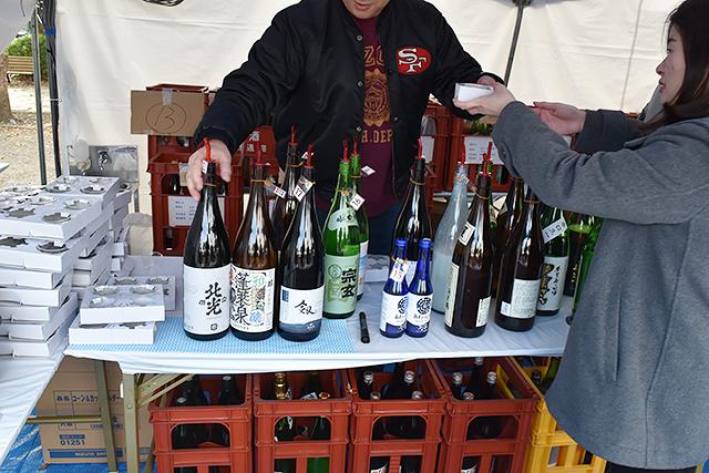 全国から絶品が集結!「そばと日本酒の博覧会 大江戸和宴」に参加してみた
