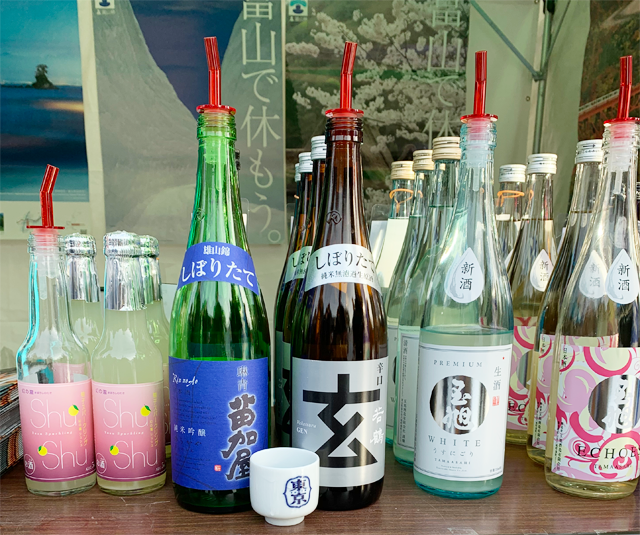 日本酒だョ!全員集合!!「酒屋角打ちフェス」で飲みニケーション