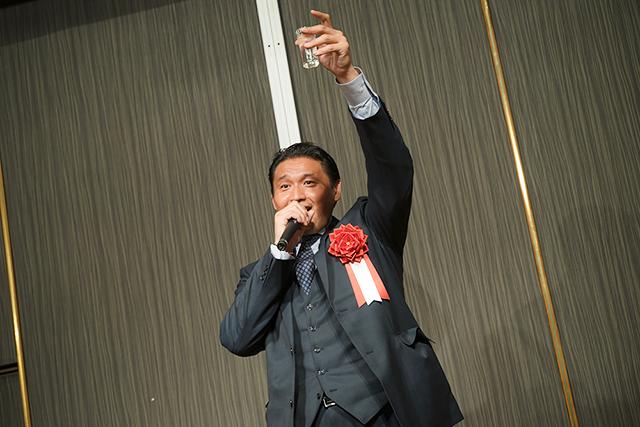 元貴乃花親方も応援団長として出席!秋田県横手市の銘酒「大納川」大披露目会フォトレポート