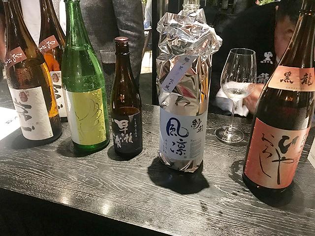 秋の夜長!東京南青山で福井5蔵の酒を堪能!
