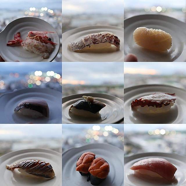 酒と鮨の千一夜・第二十二夜〜「キュベジャポン・紅」+「新世の鮨」=「何かを始めるのに遅すぎることはない」〜